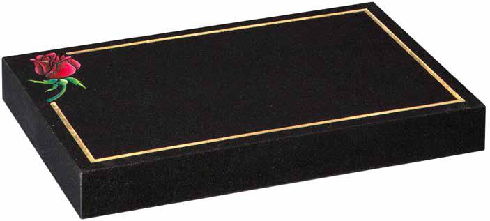 Flat Plaque  - £700